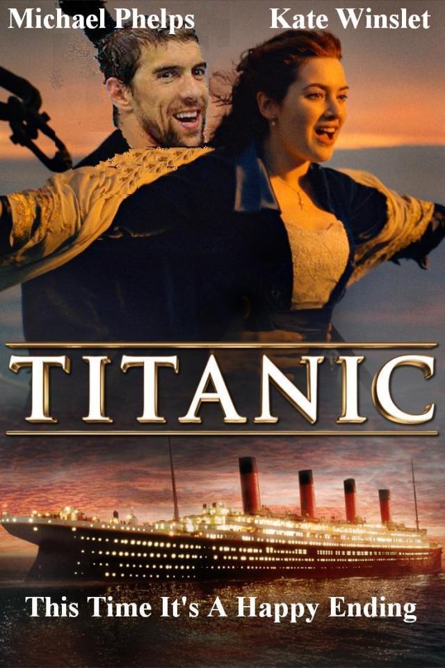 phelps titanic happy2