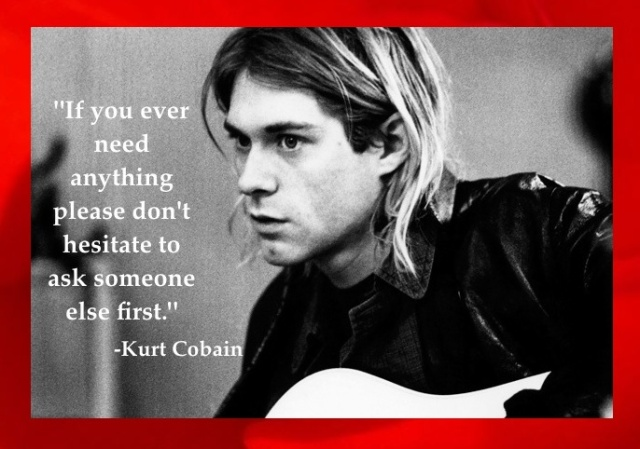 Best Kurt Cobain