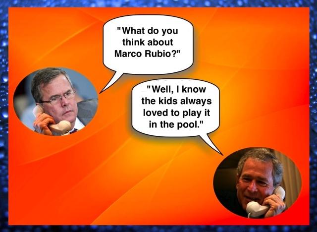Bush Chat 1_25_15