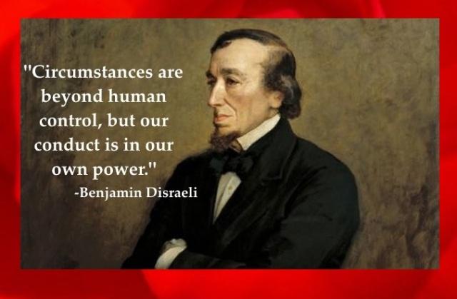 BestBenjamin Disraeli