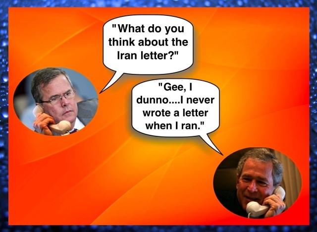 Bush Chat 3_16_15