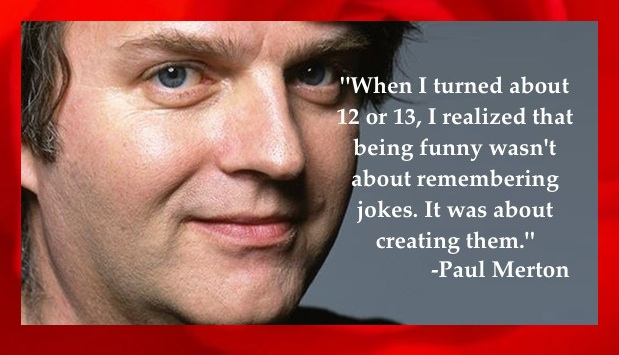Best Paul Merton