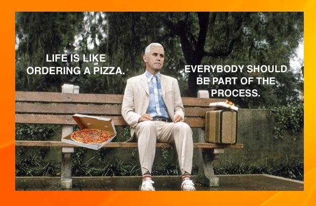 OrangeBest Pizza