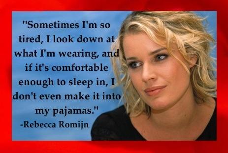 Best Rebecca Romijn