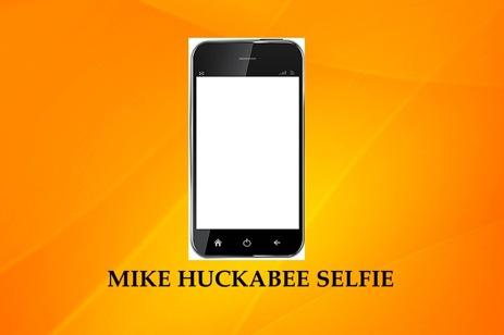 Huckabee Selfie