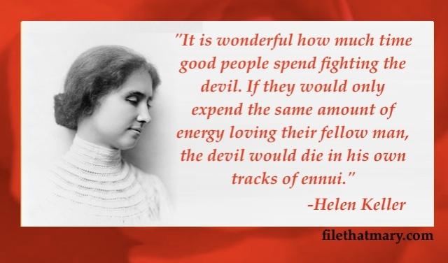 Best Helen Keller