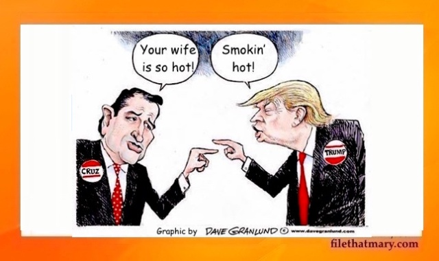 Cruz Trump Wife