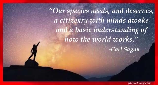 A Carl Sagan