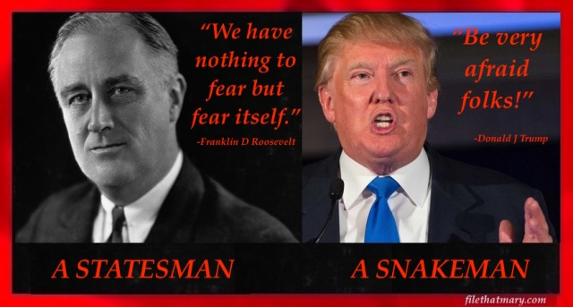Trump Roosevelt