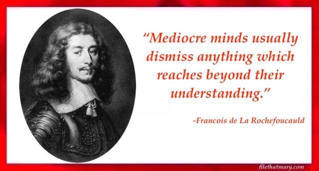 A Francois de La Rochefoucauld