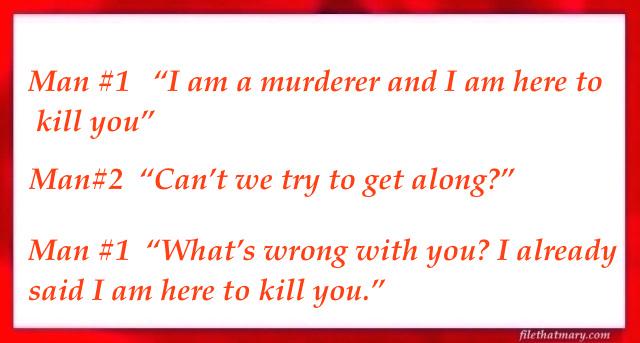 a-murderer