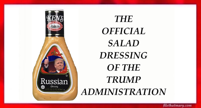 a salad dressing