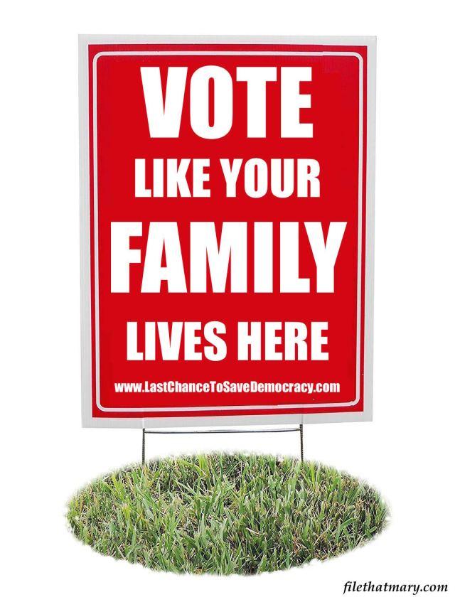 a vote