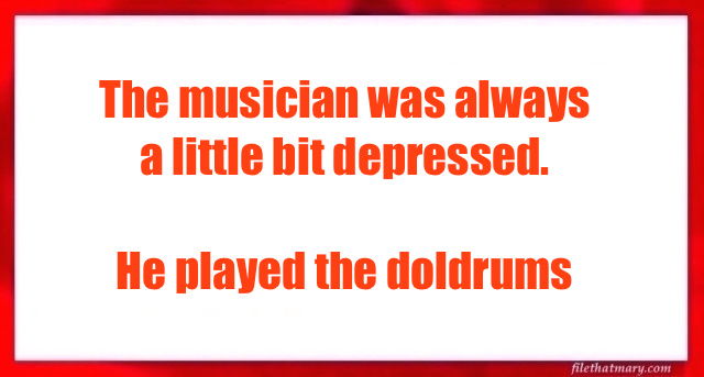 a doldrum