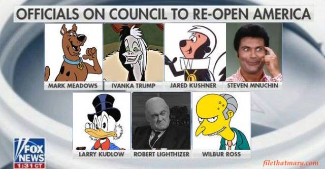 an official council