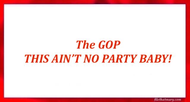 A GOP PARTY